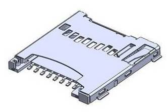Micro SD Connector | acon-us com